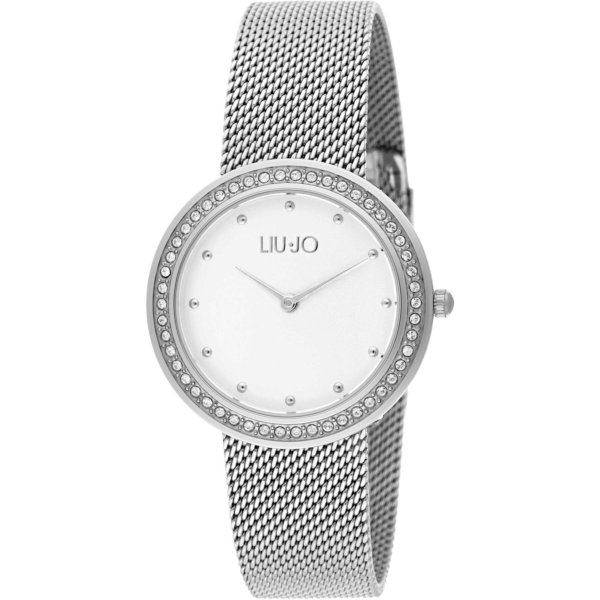 9400b8e70938c ... orologio solo tempo donna Liujo Luxury Round TLJ1193A