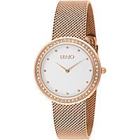 orologio solo tempo donna Liujo Luxury Round TLJ1194A