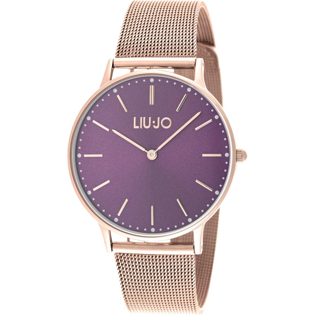 orologio solo tempo donna Liujo Moonlight TLJ1059