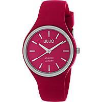orologio solo tempo donna Liujo Sprint TLJ1142