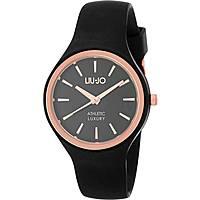 orologio solo tempo donna Liujo Sprint TLJ1143