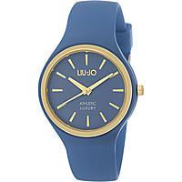 orologio solo tempo donna Liujo Sprint TLJ1237