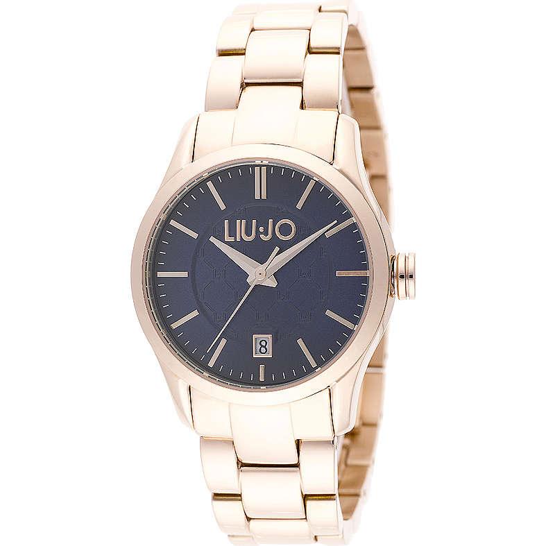 orologio solo tempo donna Liujo Tess TLJ888