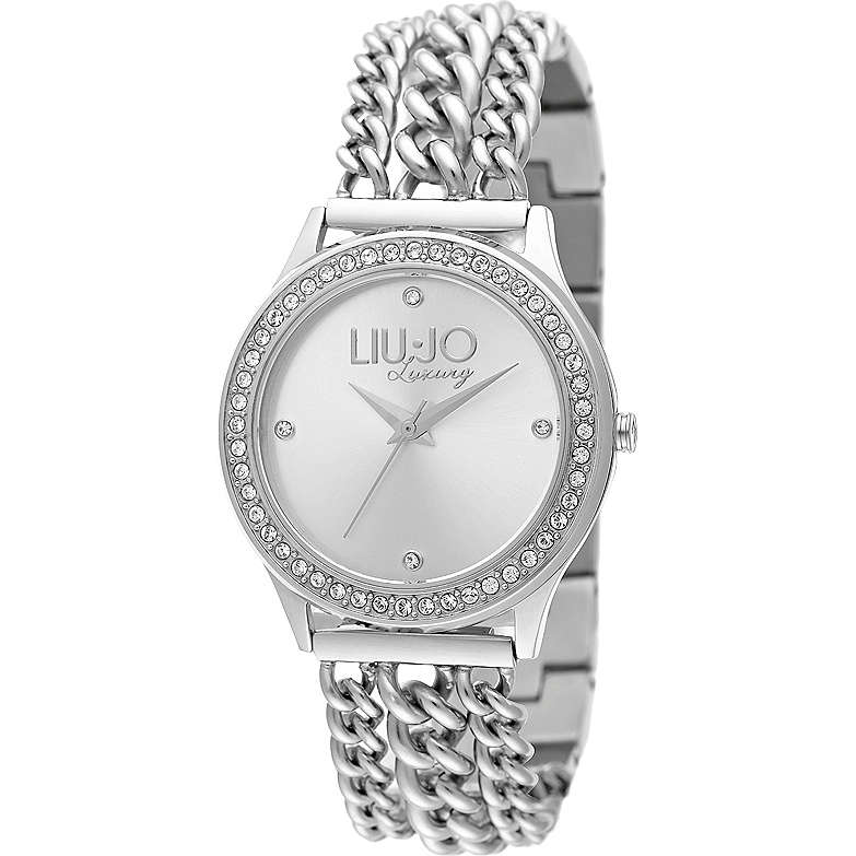 orologio solo tempo donna Liujo Time Collection TLJ933 solo tempo Liujo 35803f682bb