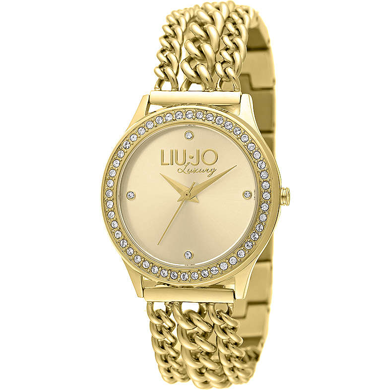 orologio solo tempo donna Liujo Time Collection TLJ934