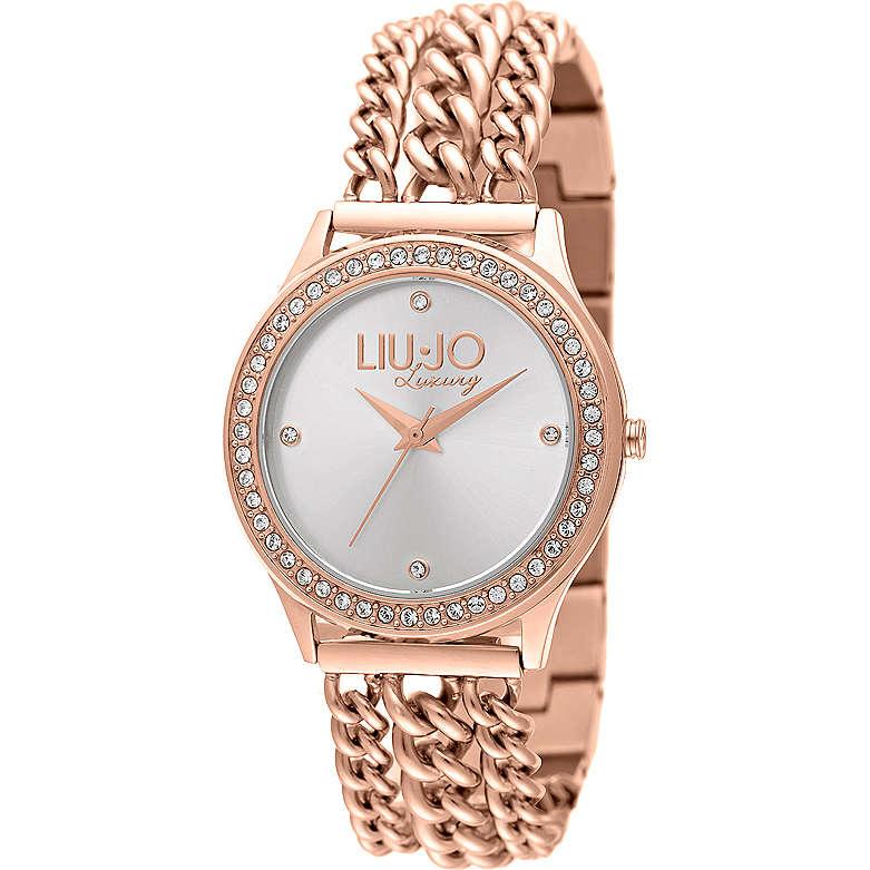 orologio solo tempo donna Liujo Time Collection TLJ935