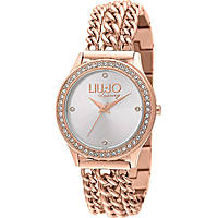 orologio solo tempo donna Liujo Time Collection TLJ935
