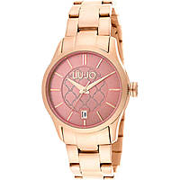 orologio solo tempo donna Liujo Time Collection TLJ940