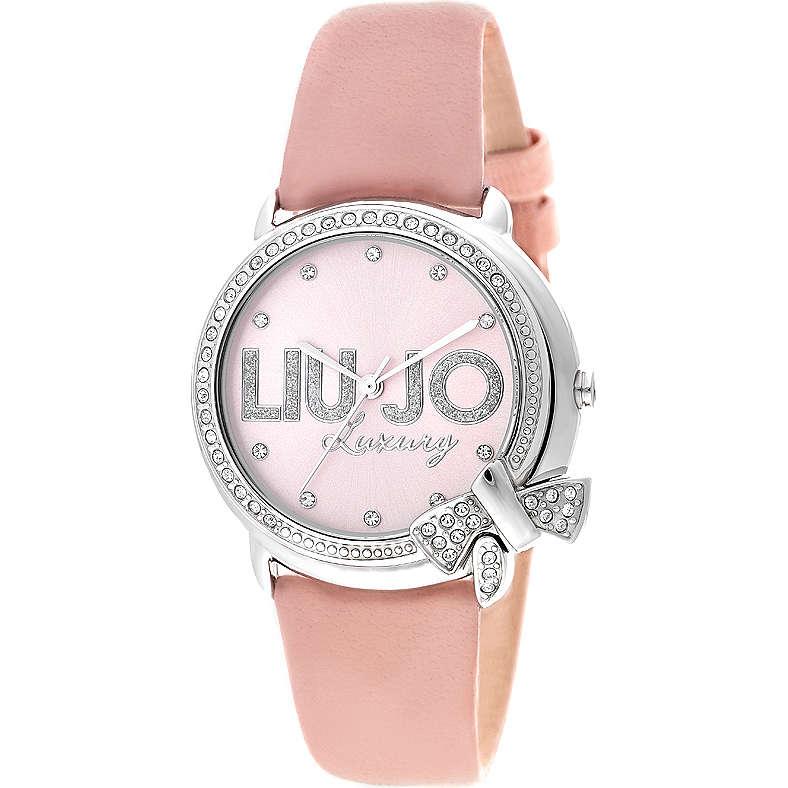 orologio solo tempo donna Liujo Time Collection TLJ941