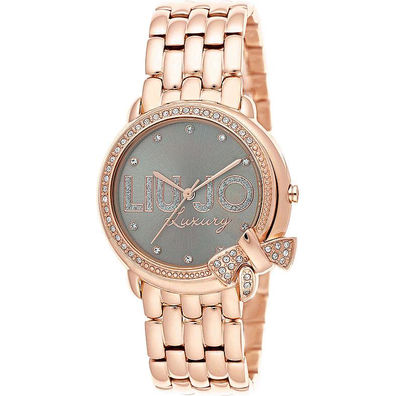 orologio solo tempo donna Liujo Time Collection TLJ944