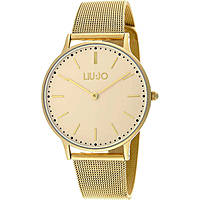 orologio solo tempo donna Liujo Time Collection TLJ970