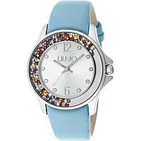 orologio solo tempo donna Liujo TLJ1001