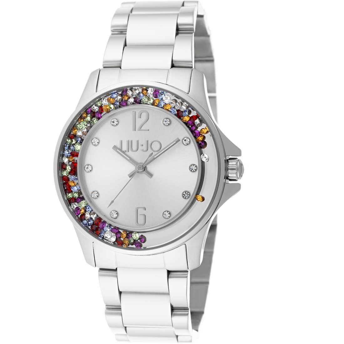 orologio solo tempo donna Liujo TLJ1003