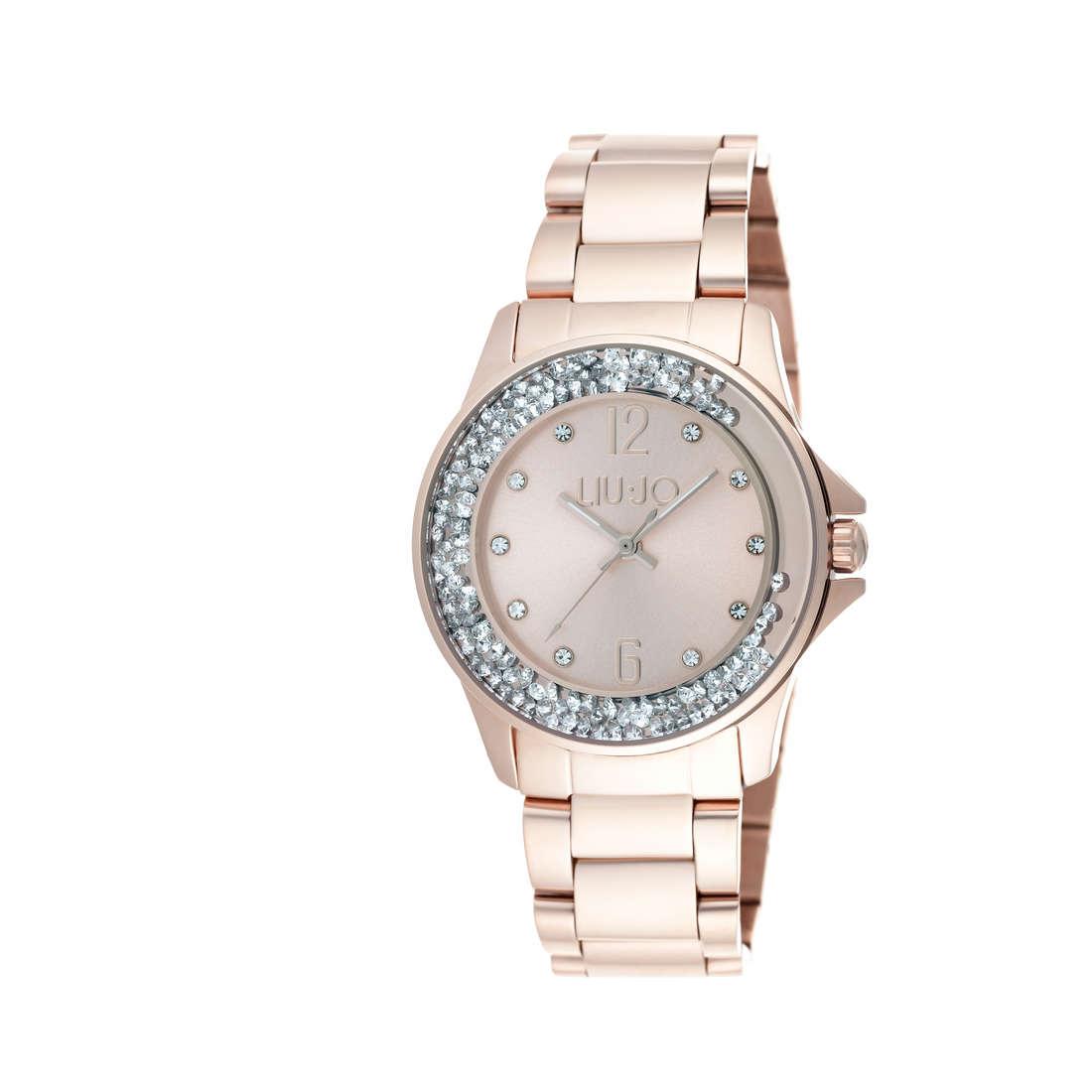 orologio solo tempo donna Liujo TLJ1005