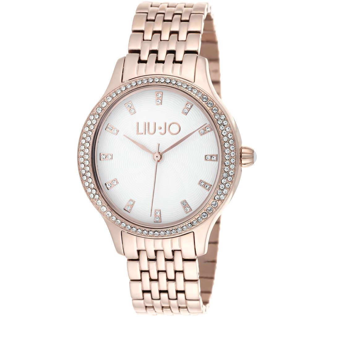 orologio solo tempo donna Liujo TLJ1013