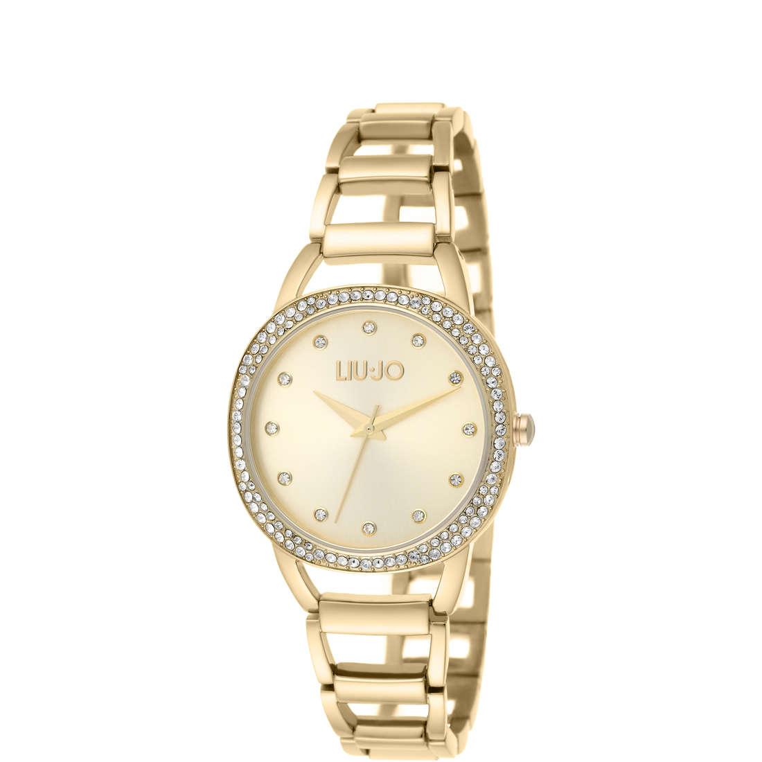 orologio solo tempo donna Liujo TLJ1034
