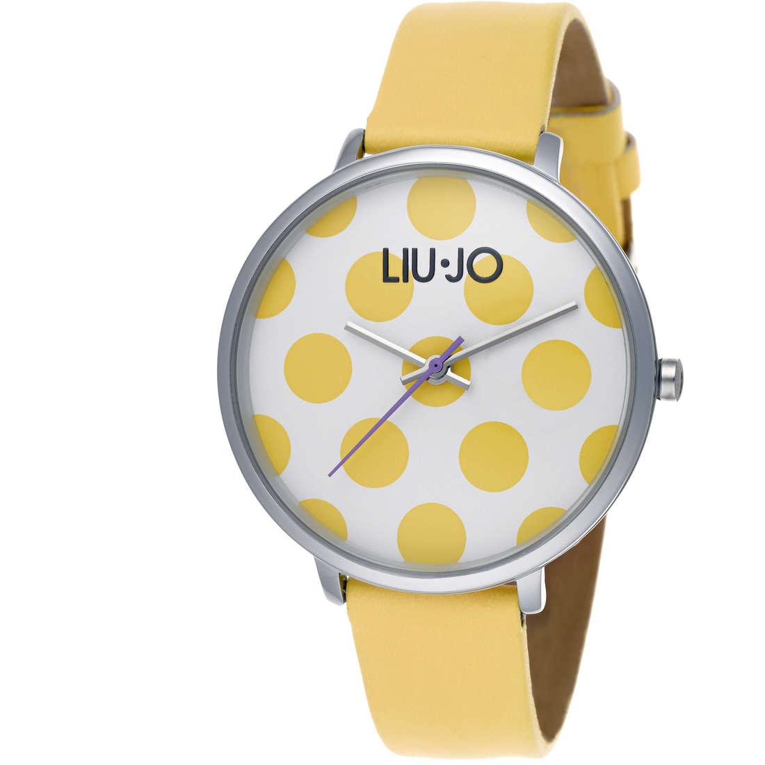 orologio solo tempo donna Liujo TLJ1047