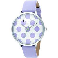 orologio solo tempo donna Liujo TLJ1049