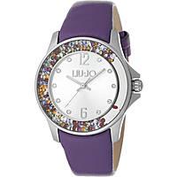 orologio solo tempo donna Liujo TLJ1053