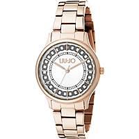 orologio solo tempo donna Liujo TLJ1130