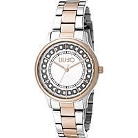 orologio solo tempo donna Liujo TLJ1132