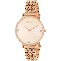 orologio solo tempo donna Liujo TLJ1388