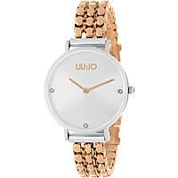 orologio solo tempo donna Liujo TLJ1389