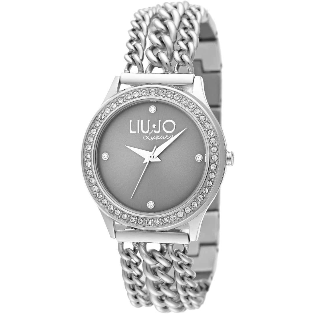 orologio solo tempo donna Liujo TLJ936