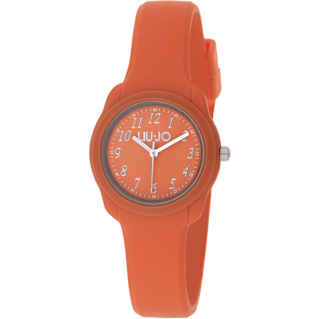 orologio solo tempo donna Liujo TLJ983