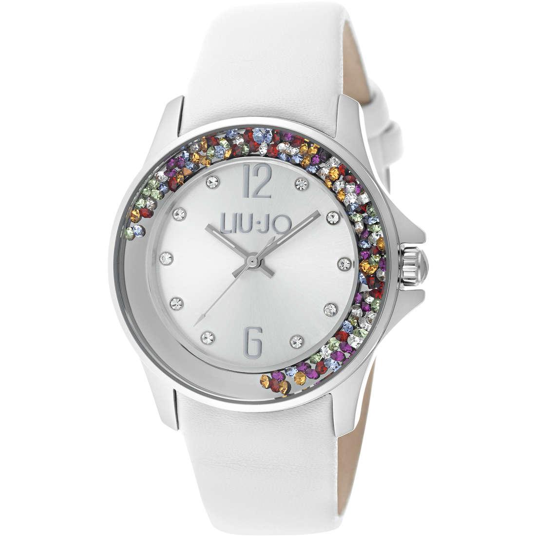 orologio solo tempo donna Liujo TLJ998
