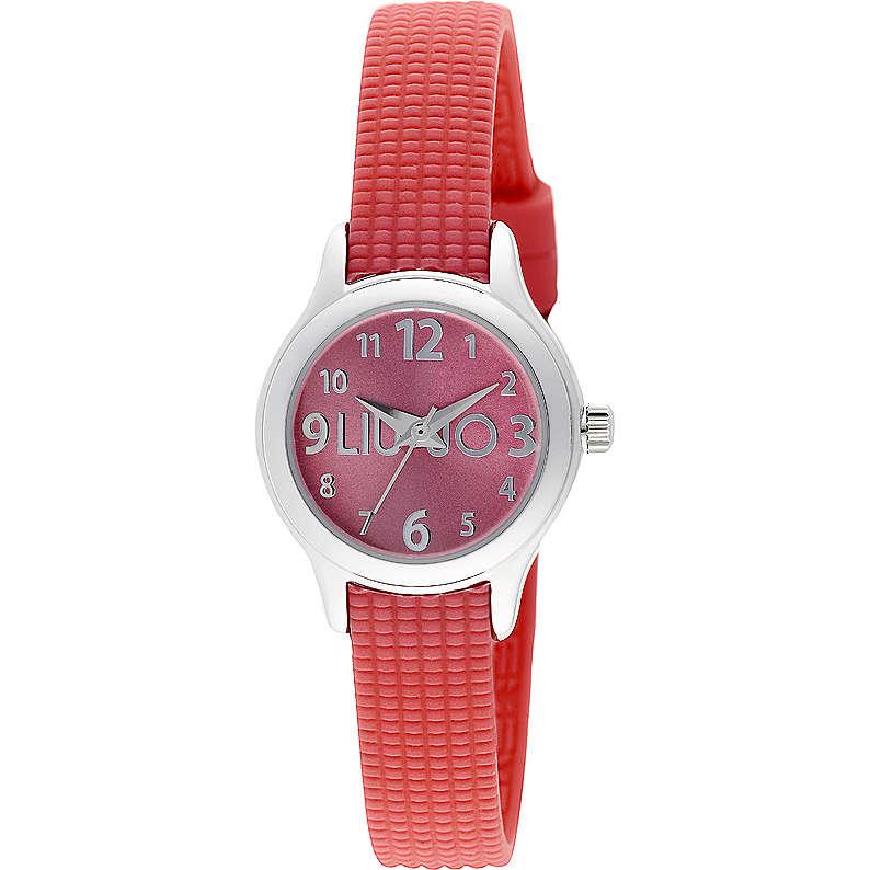 orologio solo tempo donna Liujo Twist TLJ855