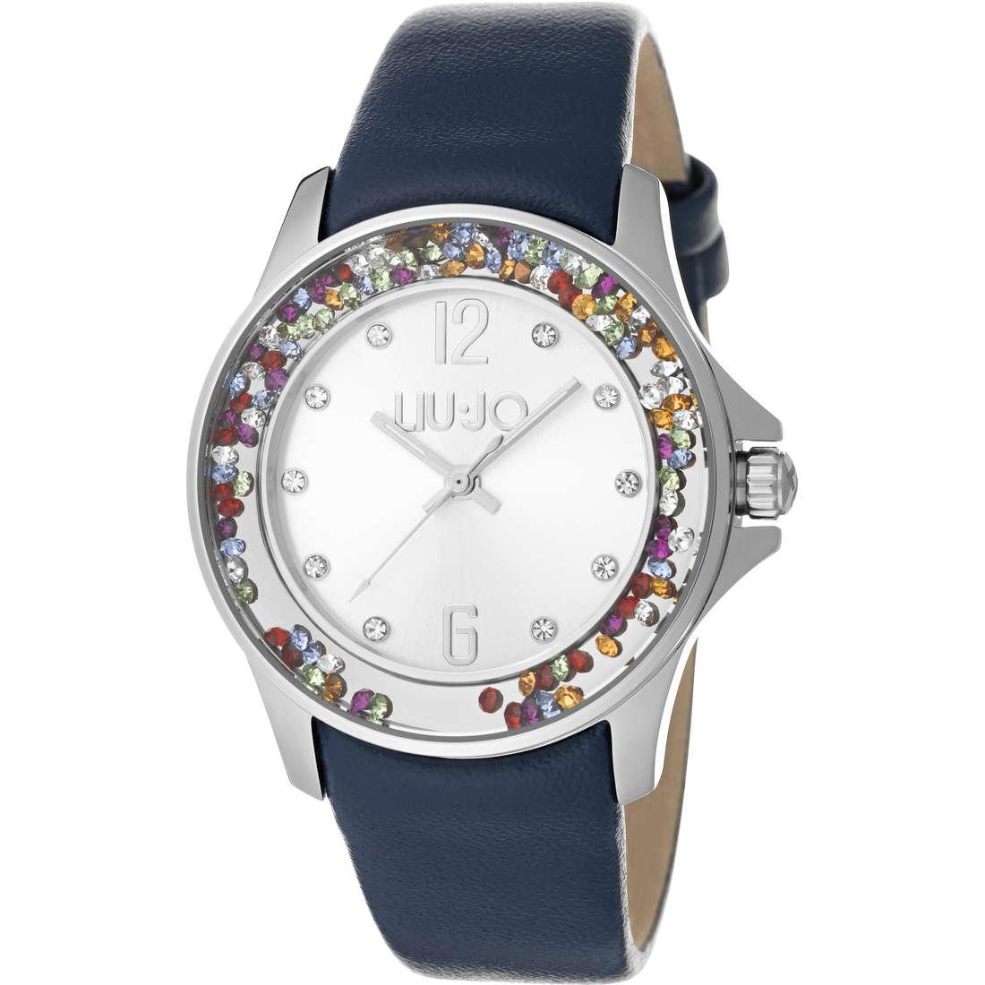 orologio solo tempo donna Liujo Zen TLJ1052