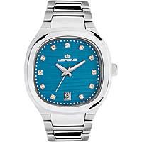 orologio solo tempo donna Lorenz Wave 030032BB