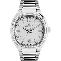 orologio solo tempo donna Lorenz Wave 030032CC