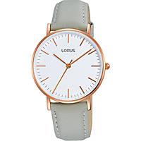 orologio solo tempo donna Lorus Classic RH886BX8