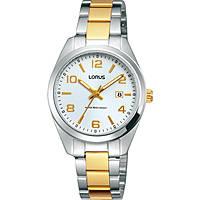orologio solo tempo donna Lorus Classic RJ203BX9