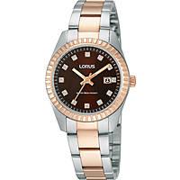 orologio solo tempo donna Lorus Classic RJ278AX9
