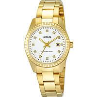 orologio solo tempo donna Lorus Classic RJ282AX9