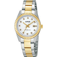 orologio solo tempo donna Lorus Classic RJ284AX9