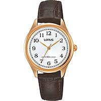 orologio solo tempo donna Lorus Classic RRS14WX9