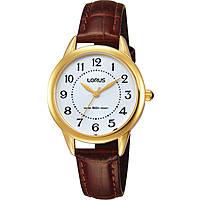 orologio solo tempo donna Lorus Lady RG252JX9