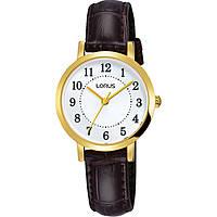 orologio solo tempo donna Lorus Lady RG258MX9