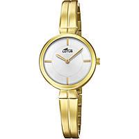 orologio solo tempo donna Lotus Bliss 18440/1