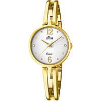 orologio solo tempo donna Lotus Bliss 18443/1