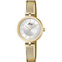 orologio solo tempo donna Lotus Bliss 18598/1