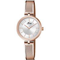 orologio solo tempo donna Lotus Bliss 18599/1