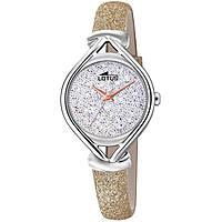 orologio solo tempo donna Lotus Bliss 18601/2