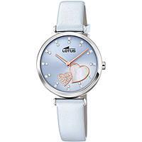 orologio solo tempo donna Lotus Bliss 18617/3