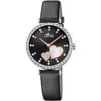 orologio solo tempo donna Lotus Bliss 18618/4