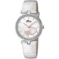 orologio solo tempo donna Lotus Bliss 18622/1